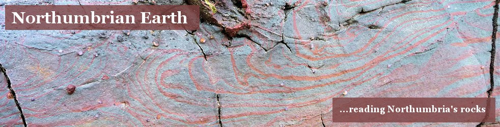 Northumbrian Earth ...reading Northumbria's rocks