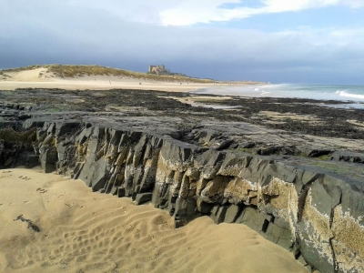 Northumberland Coast Rocks!